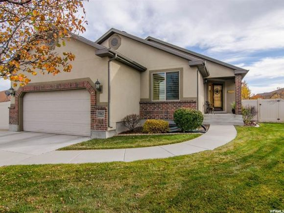 ... Salt Lake City, UT · 5563 W MALLOW RIDGE CIR