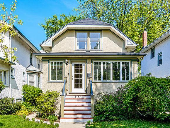Oak Park IL 1160 Home Avenue