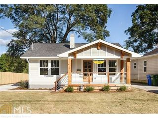 1054 Hill Street House For Sale Atlanta GA
