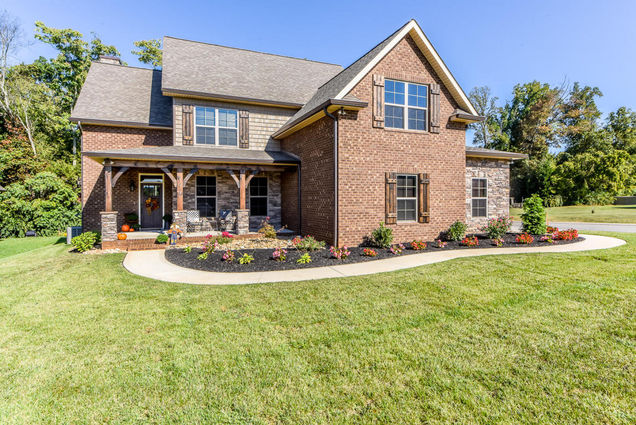 432 holland springs maryville tn 37803 mls 1005353 for Home builders in maryville tn